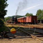 Anten Gräfsnäs Järnväg 40 år - 050710