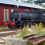 Anten Gräfsnäs Järnväg 50 år - 150809
