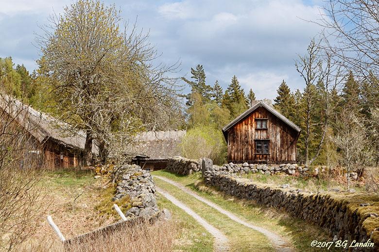 Bastöna gammelgård