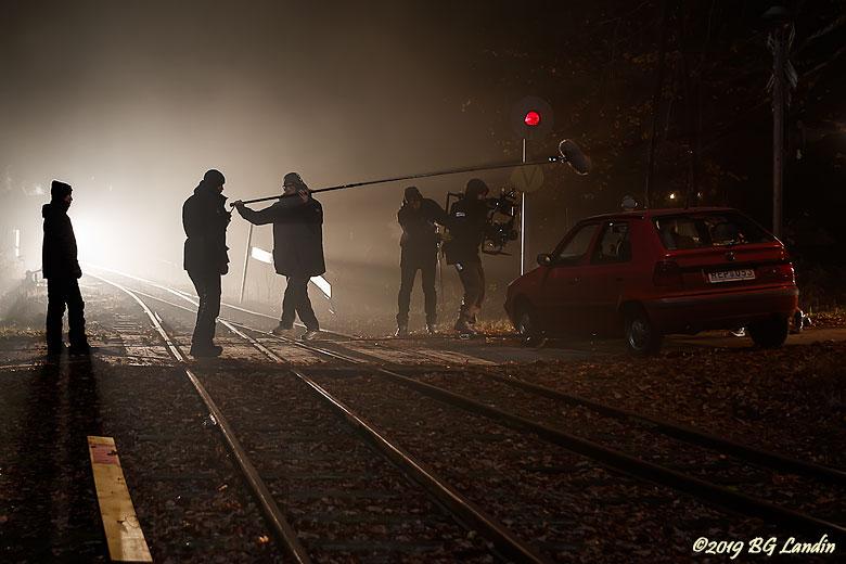 Filminspelning i Gräfsnäs