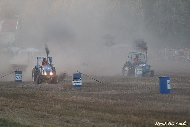 Final i Traktorrace 2018
