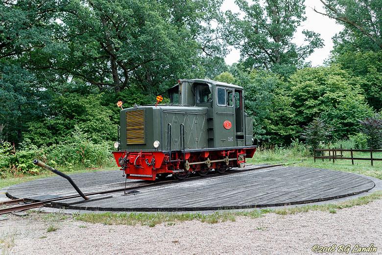 HBA 2 på vändskivan i Gräfsnäs
