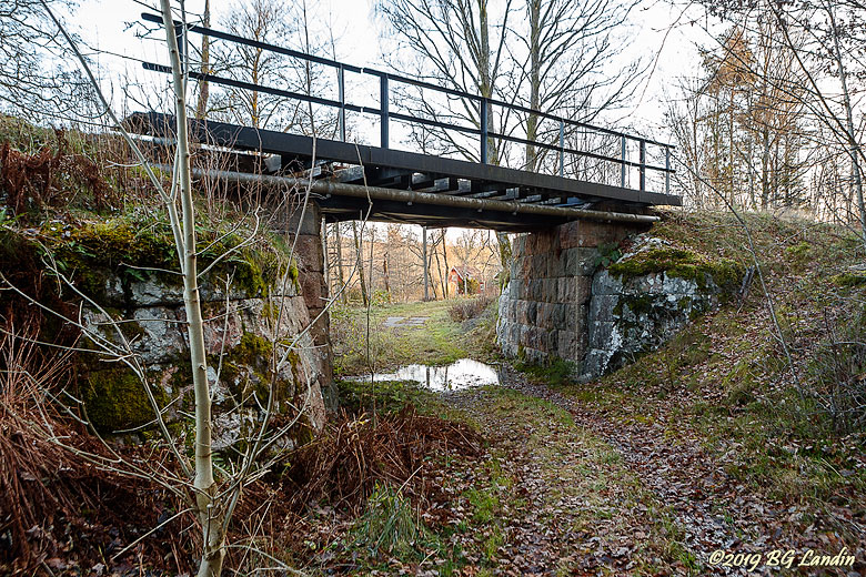 Landsvägsbron en novemberdag