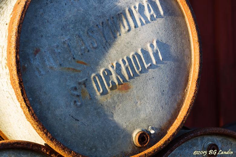 Fat från Naftasyndikat