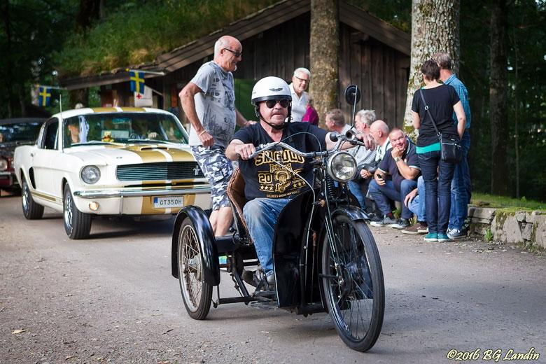 Äldre trehjuling