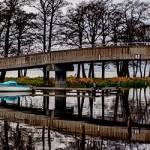 Bro över Säveån
