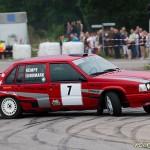 Oskar Lundmark i Nossebro City Race 2013
