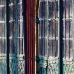 Vackra portar för lok