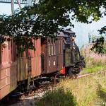 VGJ 24 med vagnar