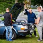 Makalöst välvårdat Volvo 240
