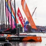 Volvo Ocean race – äntligen i mål!