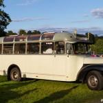 Härlig Volvobuss