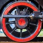 Röda hjulsidor hos BLJ6