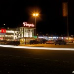 Vimpeln by night