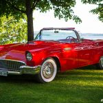Ford Thunderbird -57