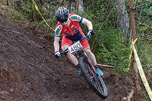 Bilder från NM i Mountainbike i Vårgårda 170514