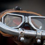 Motorglasögon modell Ä
