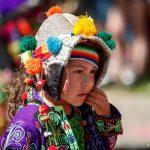 Nästa generations karnevalsdeltagare
