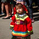 Nästa generation karnevalsdeltagare