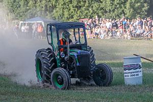 Bilder från TraktorRace i Södra Lundby 170728