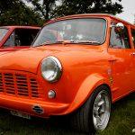 En orange Mini