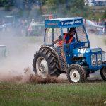 Traktorrace i Södra Lundby 170728
