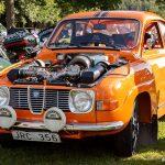 Nybyggd vass Saab V4