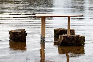 """Bilder från """"Vi sitter vid samma bord"""""""