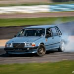 Drifting Volvo