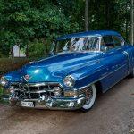 Cadillac i utförsbacke