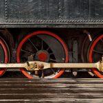 Koppelstänger och hjul på BLJ6