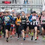 Starten på Sylvesterloppet 2018