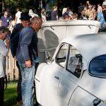 Motorinspektion på Saab 96