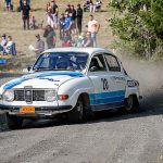 En snabb Saab V4