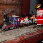 Tufftuff-tåg i Tomteverkstaden